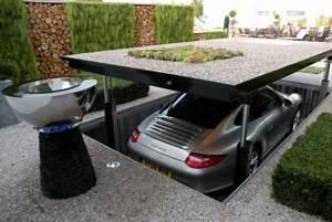 Garage Qui Reprend Les Voiture : gr ce au garage cardok une voiture peut en cacher une autre ~ Medecine-chirurgie-esthetiques.com Avis de Voitures