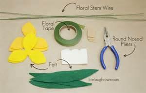 Daffodil Flower Templates Printable