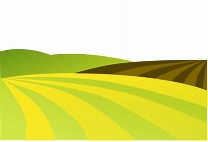 Clipart Plain Plains Landscape Agriculture Hills Clip