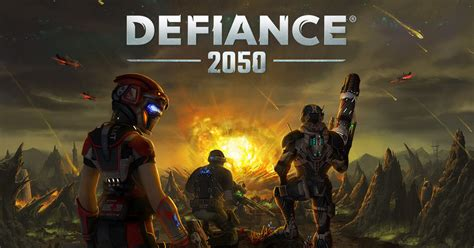 Defiance 2050 Pc And Console Game Shooter Mmo