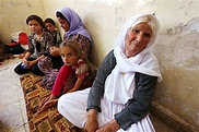 Iraq's Yazidis: who they are and why the US is bombing ...