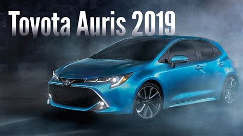 toyota corolla hatchback  auris noticias car motor