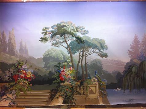 mural painting ct zuber wallpaper reproduction part