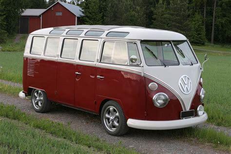 1972 Vw Type 2 Bay Panel Van