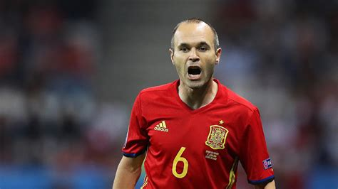 andres iniesta wallpapers hd