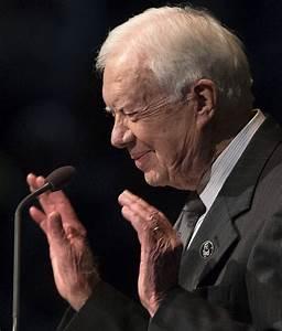 Jimmy Carter To Meet Hamas Militants In Gaza This Week