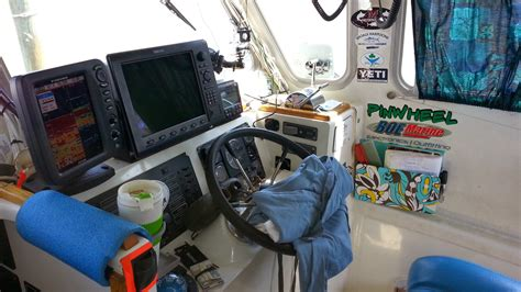 Pinwheel Boat by Operation Pinwheel Tuna Page 4 The Hull