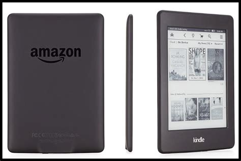 Amazon Kindle Paperwhite 2013 Vs. Barnes & Noble Nook