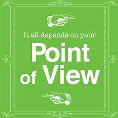 What's Your Point Of View? « Ginger Rue Books