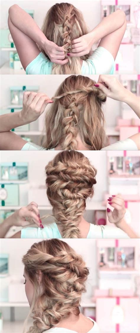 24 beautiful bridesmaid hairstyles for any wedding prom