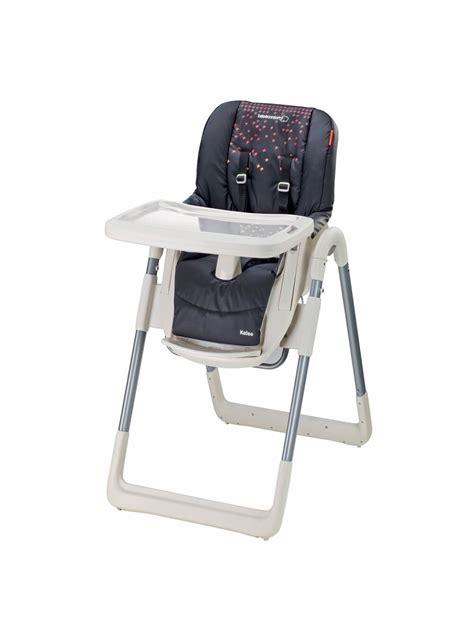 chaise haute b 233 b 233 confort kaleo
