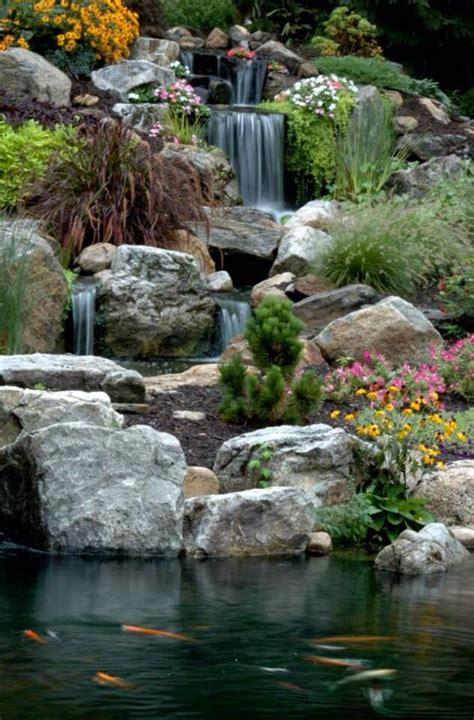 Backyard Streams And Waterfalls by 877 Best Backyard Waterfalls And Streams Images On