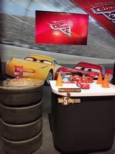 Disney Pixar Cars 3 2017 Lightning McQueen Poster