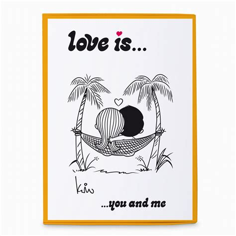 Love Is You And Me Giftbox Yoursurprise