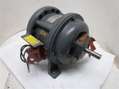 Vintage Electric Motor by General Electric 5k204a1 3ph 1hp 110v Vintage Motor 1720