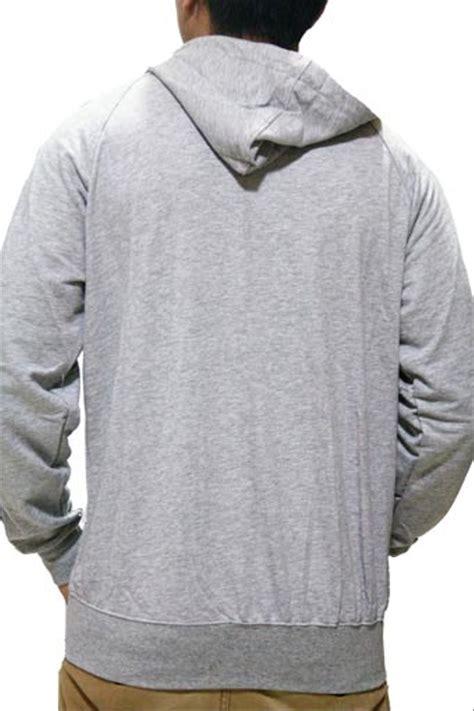 jual jaket hoodie pria sweater cowok adidas 05 abu muda lis hitam di lapak fashion square