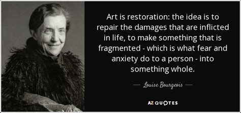 top  quotes  louise bourgeois     quotes