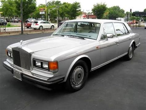 Buy Used 1991 Rolls Royce Silver Spur