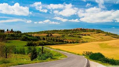 Tuscany Wallpapers Country Road
