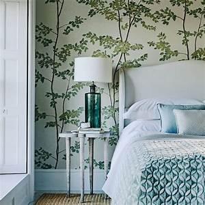 papier peint chambre un guide avec plus de 80 idees pour With tapis chambre bébé avec livraison fleurs plantes