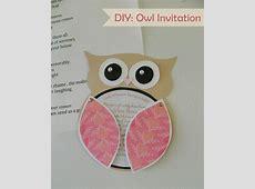 DIY Eulen Einladung basteln EXPLI Blog