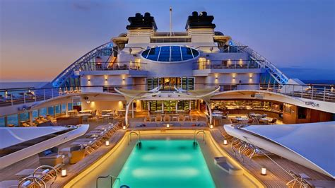 We Stepped On Board The Latest Luxury Cruise Ship On The High Seas U2013 Yacht Charter World