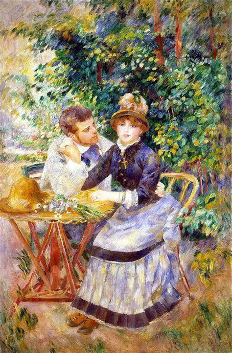 Dans Le Jardin by File Renoir Dans Le Jardin Jpg Wikimedia Commons