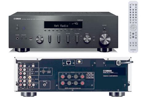 yamaha rn 602 yamaha s r n602 and r n402 stereo receivers with musiccast