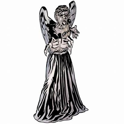 Weeping Angel Angels Doctor Clipart Cliparts Clip