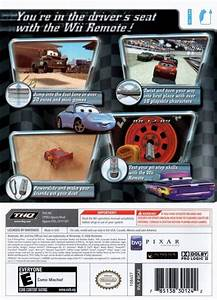 Cars Box Shot For Wii Gamefaqs