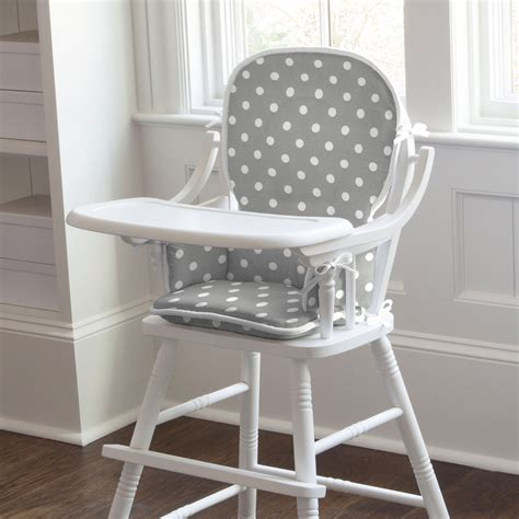 white wood high chair white wood baby high chair