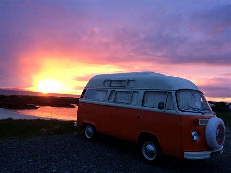 Hire a VW Campervan to Tour Scotland   Vintage VW Campers