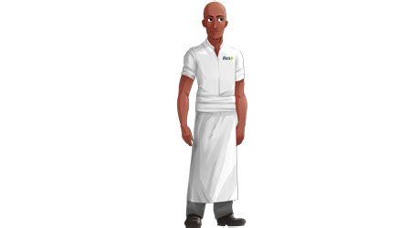 tenu de cuisine tenue de travail cuisinier cuisinière de restaurant