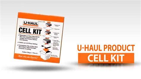 U-Haul Cell Kit - YouTube