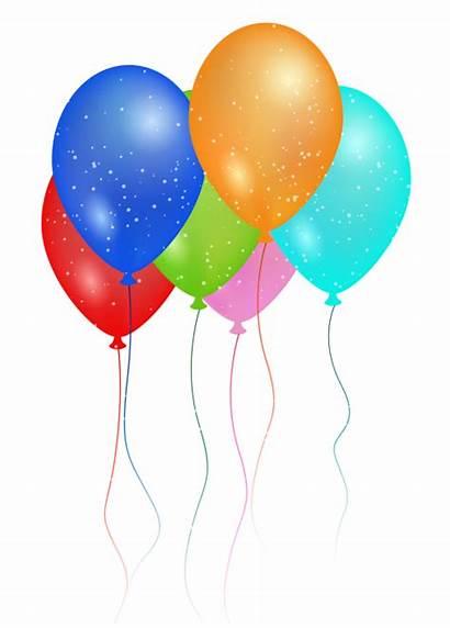 Birthday Balloon Party Balloons Transparent Background Pngpix
