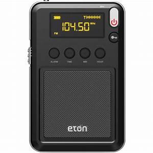 Eton Mini Compact Am  Fm  Sw Radio By Eton At Fleet Farm