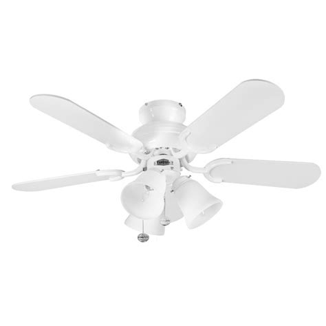 36 inch ceiling fans home fantasia capri 36 inch pull cord gloss white ceiling fan