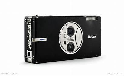 Kodak V570 Easyshare Camera Lab Quarters Vintagecameralab