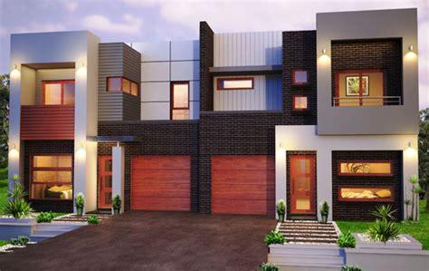 free modern house plans management of a duplex home
