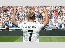 Mariano Diaz Excited To Wear Ronaldo's 7 For Real Madrid