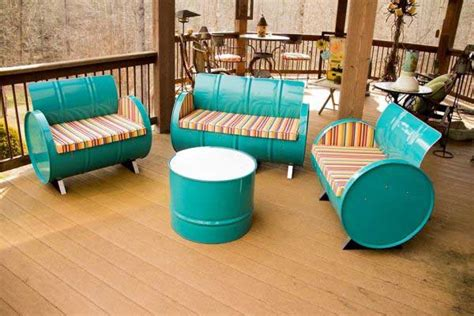 37 Insanely Creative Diy Backyard Furniture Ideas That