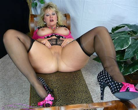 Mature Candy Leg Lust Cummings Amazing Photo