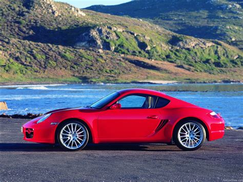 Porsche Cayman S (2007) - picture 32 of 109 - 1280x960