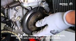 Karting A Moteur : d pose et entretien de l 39 embrayage moteur rotax youtube ~ Melissatoandfro.com Idées de Décoration