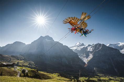 First Glider | Grindelwald, Wengen, Mürren, Lauterbrunnen ...