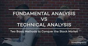 Fundamental Analysis And Technical Analysis In Stock Trading