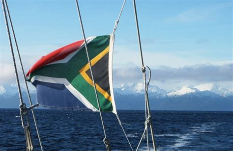 Boating Magazine South Africa by South Tackles The Arctic Seas Leisure Boating