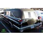 59 Oldsmobile Comet Hearse Sideview  1959