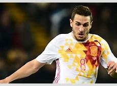 Koke Euro 2016 chance for Spain World Cup redemption