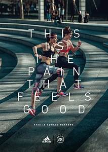 Adidas: Pain | Ads of the World™ | Online marketing ...